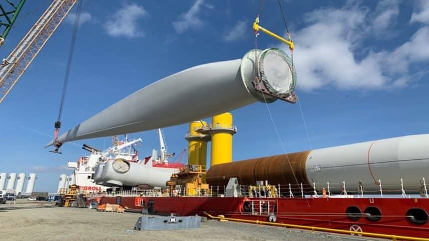 turbinas - usinas - pás eólicas - energy - produção - offshore - estados unidos