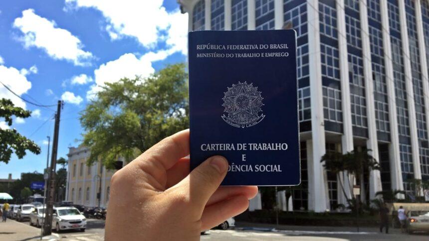 emprego - vagas - Rio - SP - MG - ES - RS - DF - CE - BA - PE - RN e PA