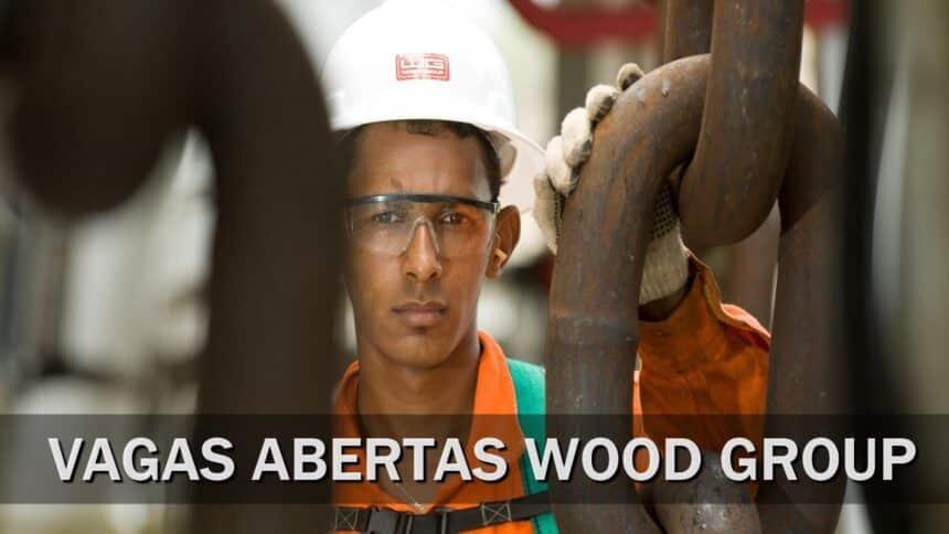 emprego - macaé - rio de janeiro - wood group - engeneiro - técnico - ensino médio - ensino superior