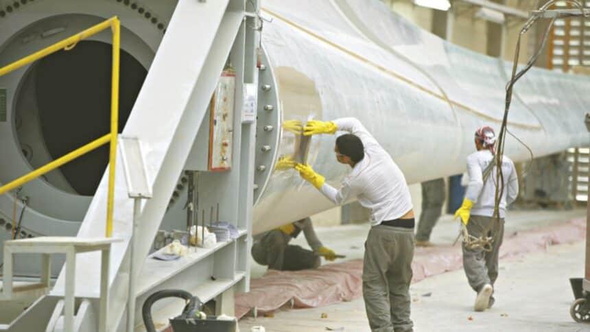 ceará - turbinas - pás eólicas - energy - vestas - aeris - emprego - vagas - usina