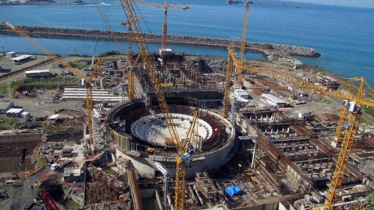 Angra 3 – governo - usina nuclear - construção