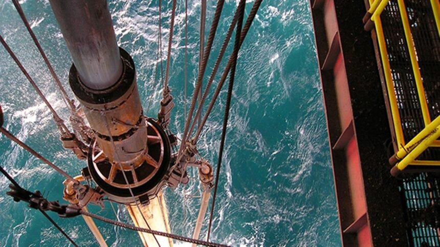 sonda de perfuração - petrobras - offshore - bacia de campos - bacia de santos - petróleo