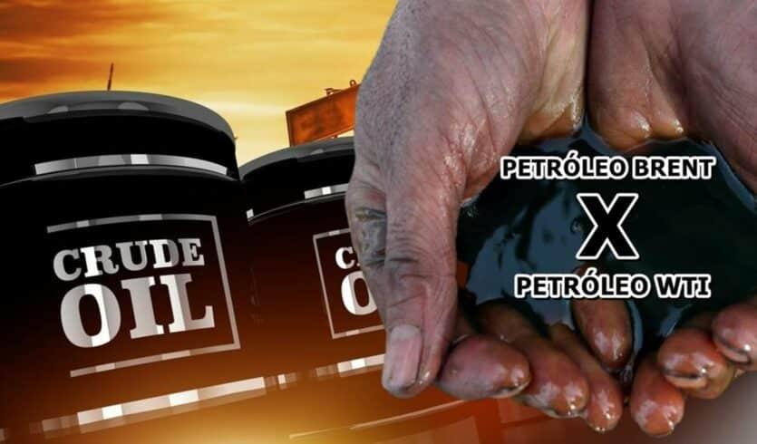 Petróleo Brent WTI como são negociados