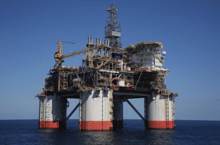 Chevron – óleo – óleo e gás