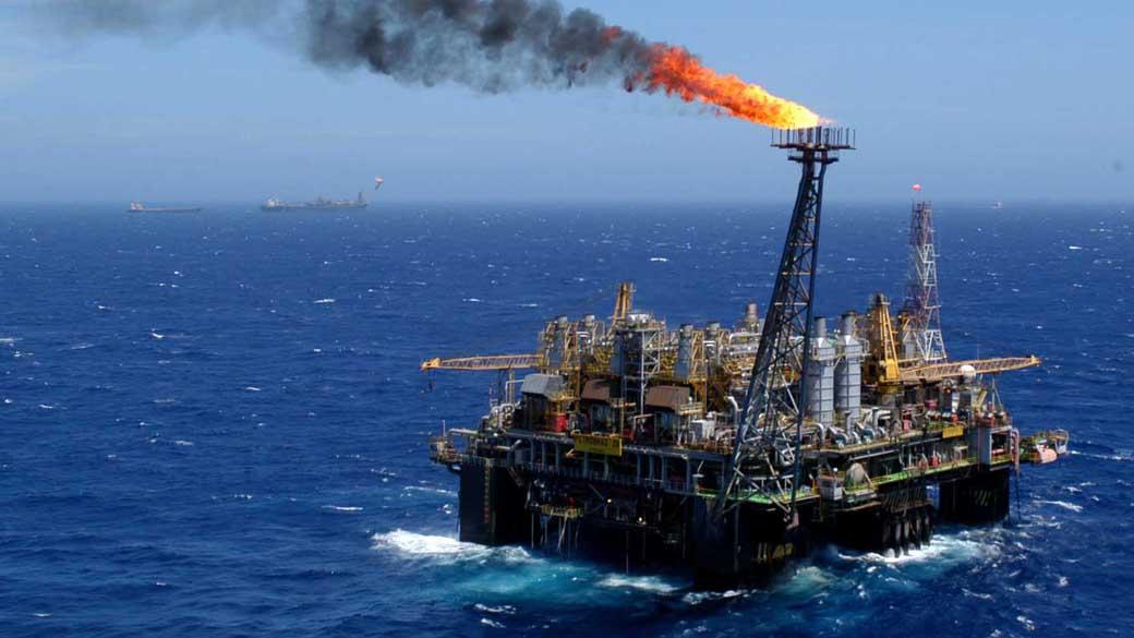 Petróleo - pré-sal - Bacia de Santos – ANP