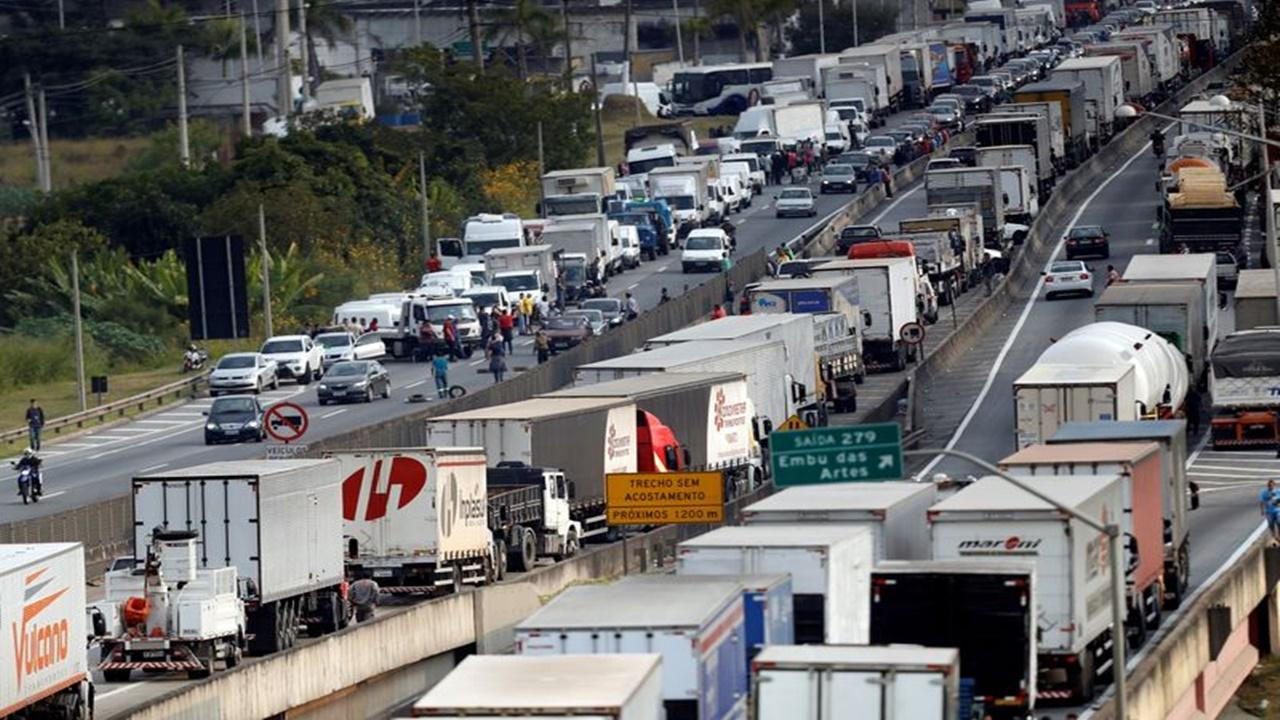 diesel - preço - gasolina - etanol - greve - caminhoneiros - combustível - petrobras