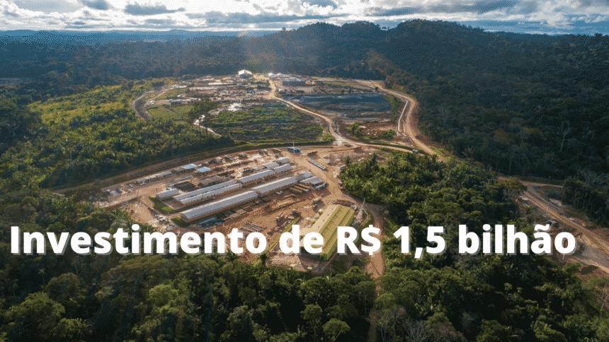 Mineração – Mato Grosso – empregos