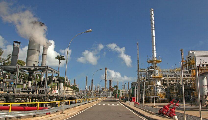 Petrobras – refinarias – gás
