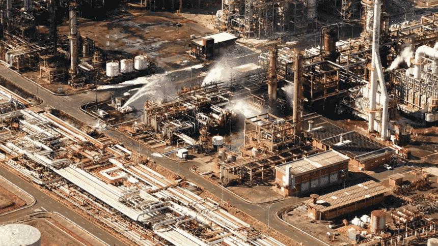 Petrobras – refinarias