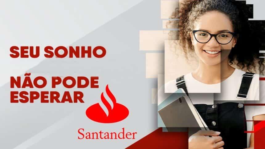 santander - bolsas - vagas - emprego - cursos gratuitos - tecnologia