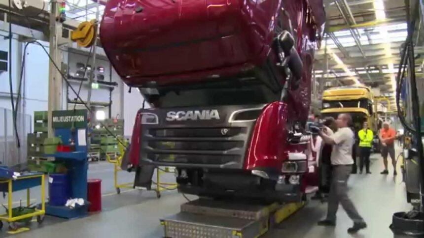 scania - motor - raízen - biometano - usina - gás natural - preço - sp - fábrica - caminhões