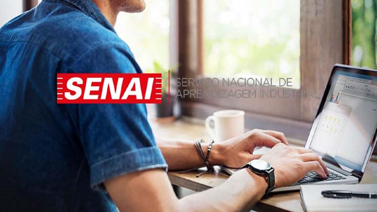 Senai - Sp -cursos gratuitos - EAd - vagas