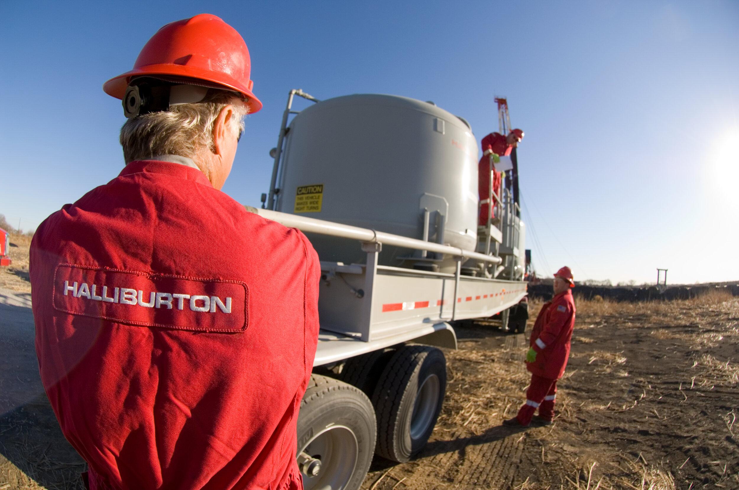 Emprego – estágio – Halliburton