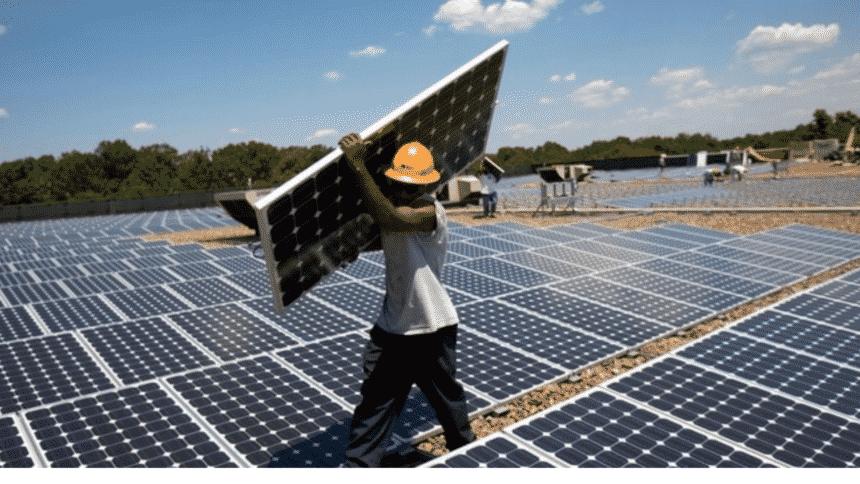 Energia solar – empregos – energia
