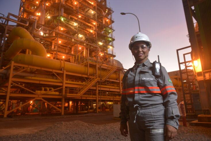 Emprego – siderúrgica – Ceará – Pecém