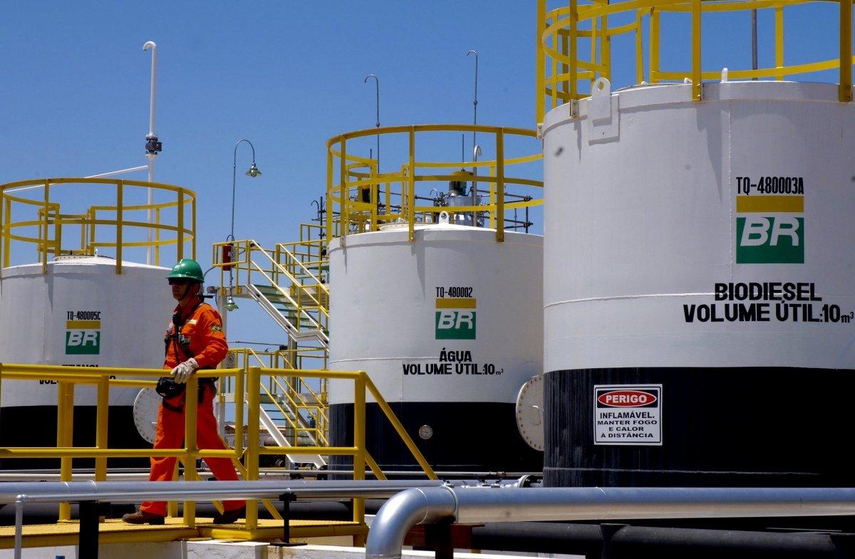 Petrobras – greve – Biocombustível