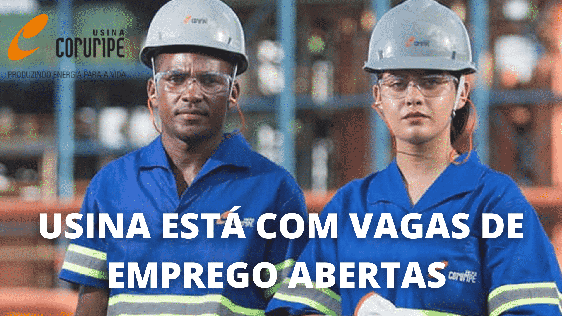 Usina – Minas Gerais – emprego - alagoas