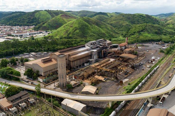 ArcelorMittal – aço – produção - empregos