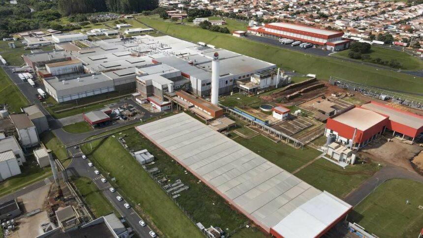BRF – fábrica – Minas Gerais