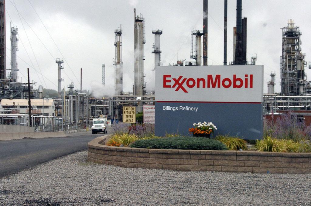ExxonMobil – emprego – Paraná – petróleo