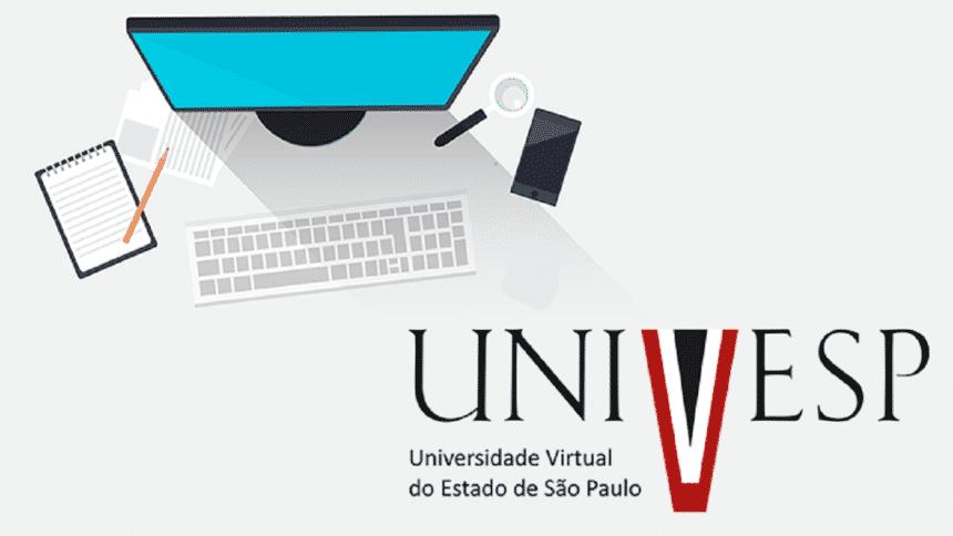 Univesp - cursos gratuitos -EAD - SP - vagas