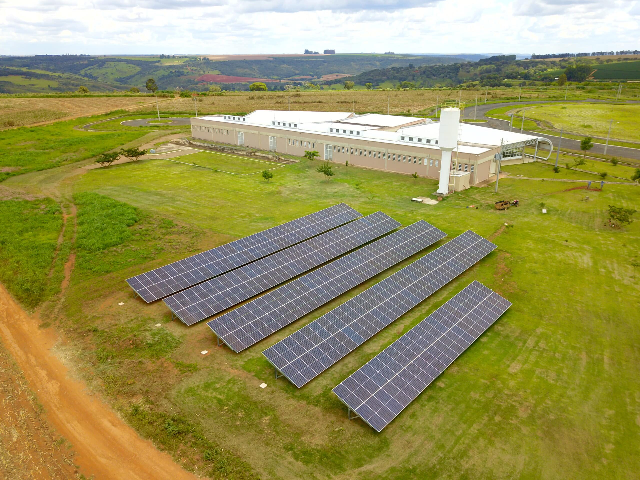 UFMG - usinas - UFV - energia solar -campi
