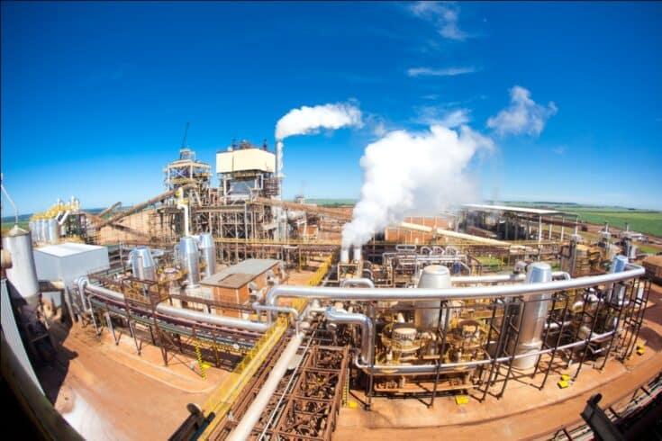 Usina – Mato Grosso do Sul – etanol