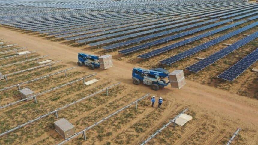 usina - energia solar - fotovoltaica - Bahia - empregos