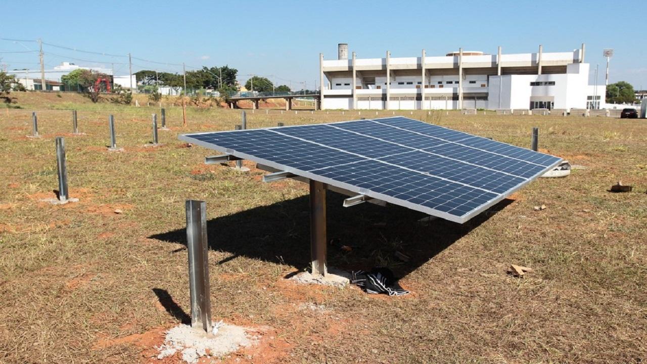 usina - energia solar - Mg - placas fotovoltaicas