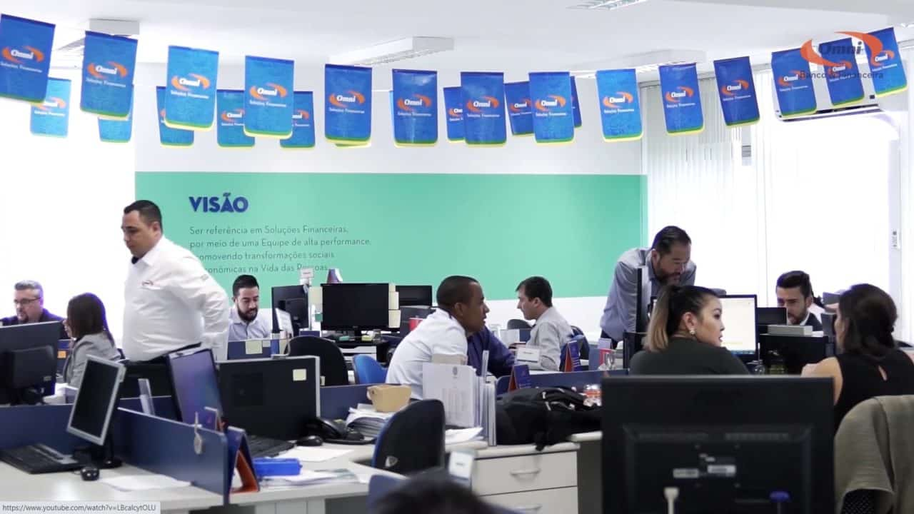 Omni - vagas de emprego - home office -oportunidades