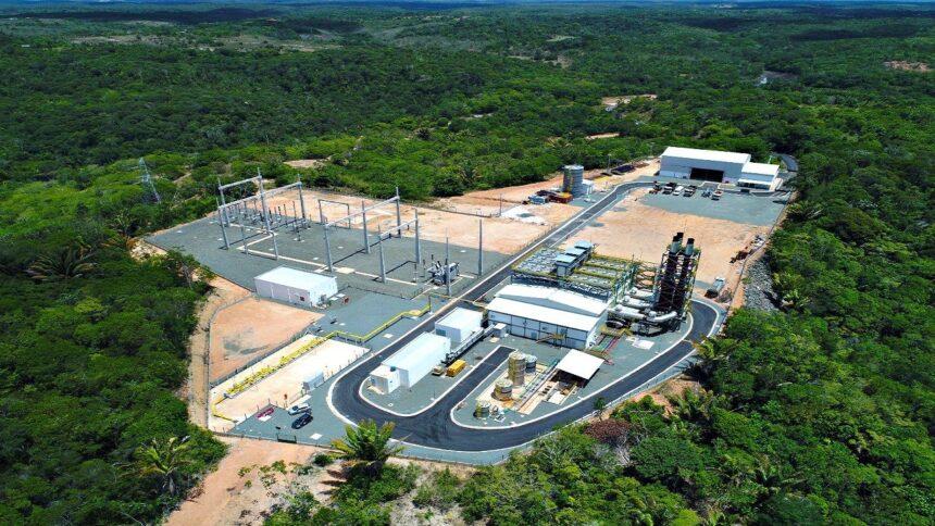 Termelétrica - Imetame - Bahia