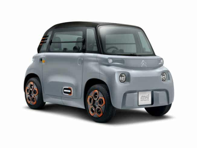 Citroën Ami carro elétrico veículos