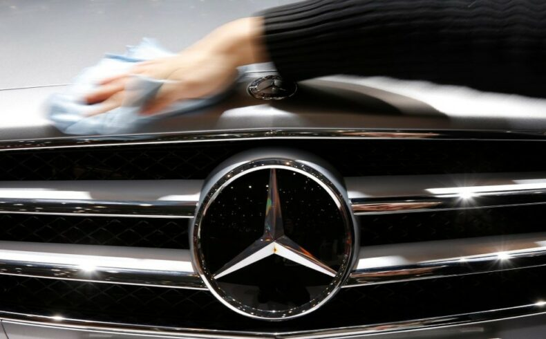 Mercedes-Benz – estágio – Paraná