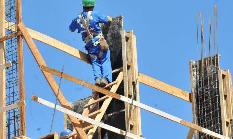 Volta Redonda construção civil economia