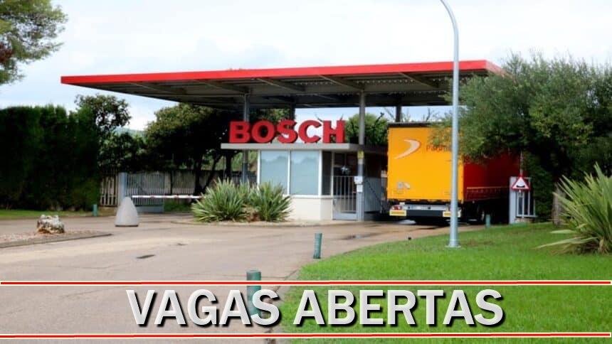 Bosch - emprego - Volkswagen - Ford - vagas - sp - curitiba - nissan - produção