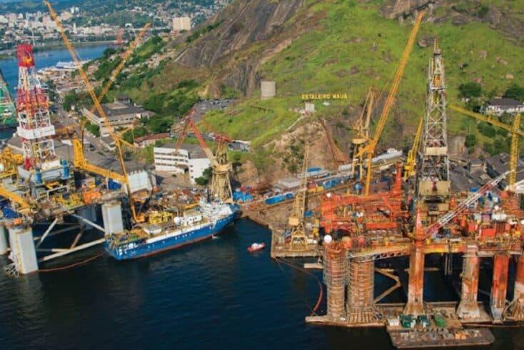 Alerj Rio de Janeiro Naval petróleo gás