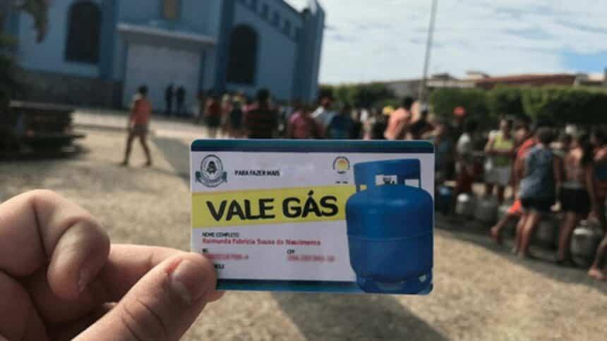 Vale gás - gás de cozinha - Maranhão - Ceará - Petrobras