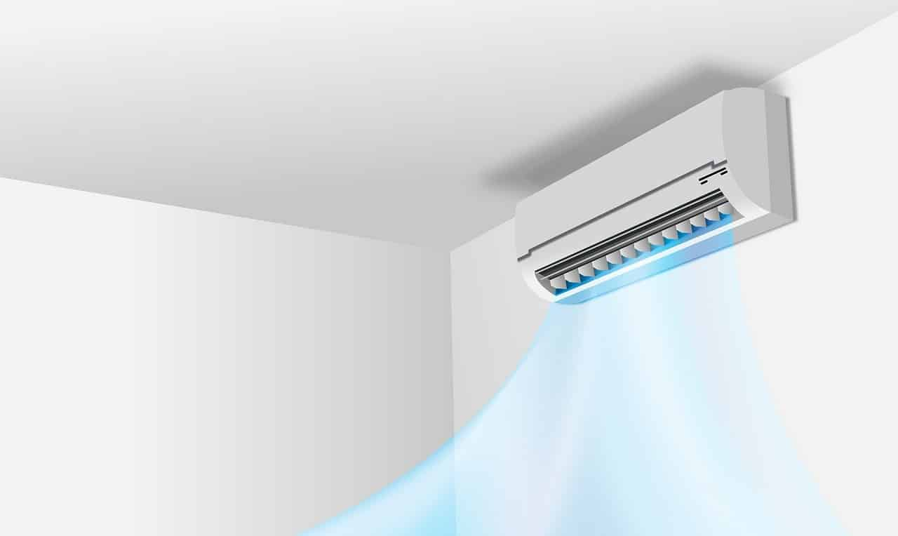 Ar-condicionado split quarto