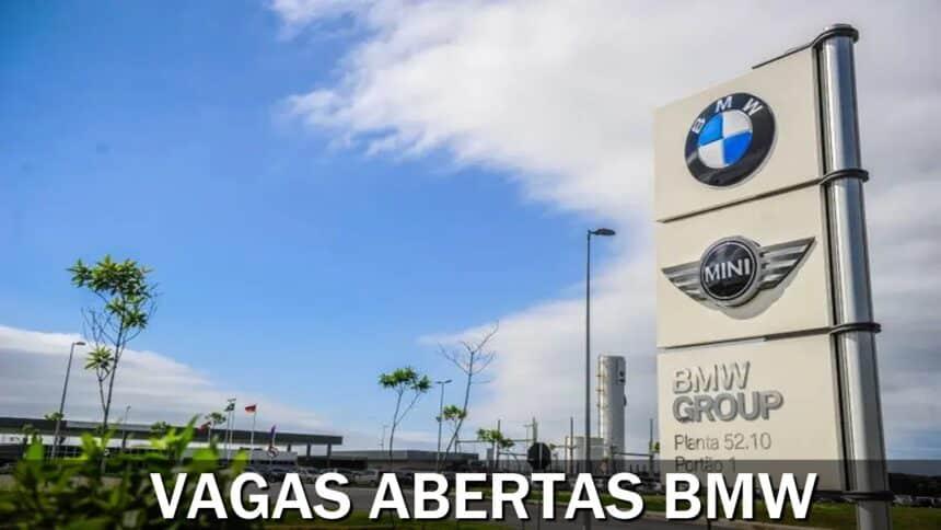 emprego - BMW - Rolls Royce - preço - motor - fábrica - trainee - sp - sc - produção