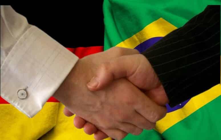 Brasil Alemanha Negócios Gás Natural Comprimido