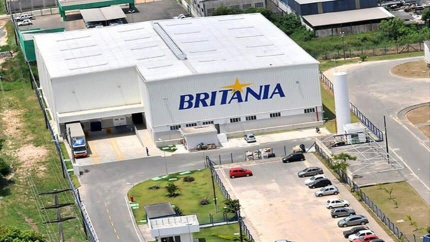 vagas de emprego - Britânia - eletrodomésticos - processo seletivo