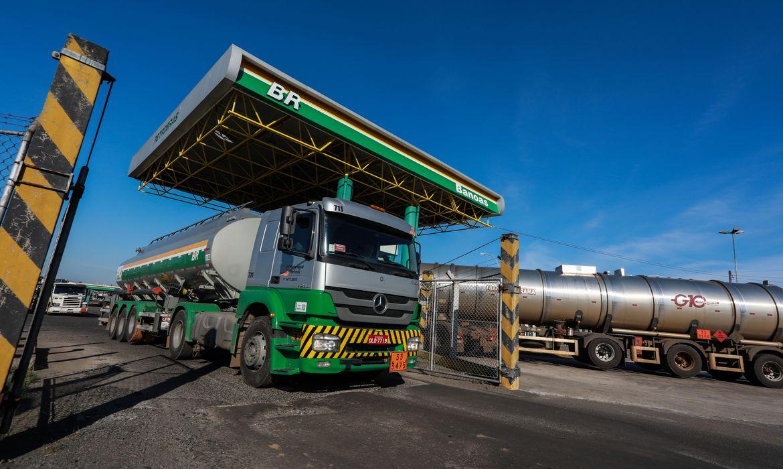 Petrobras – caminhoneiros – diesel