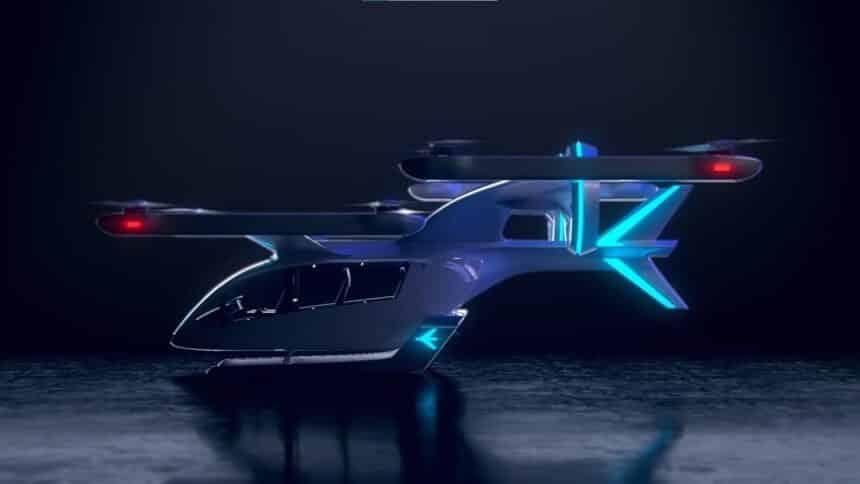 Embraer - carros voadores - veículos - empresa