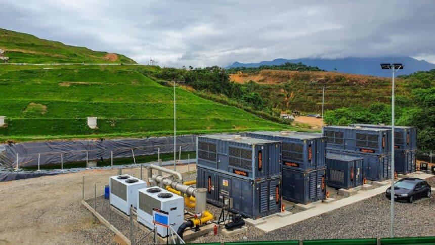 Claro - usina - biogás - empresa