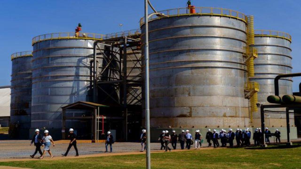 usina - etanol - preço - bahia - emprego - construção civil - logística - produção - manutenção
