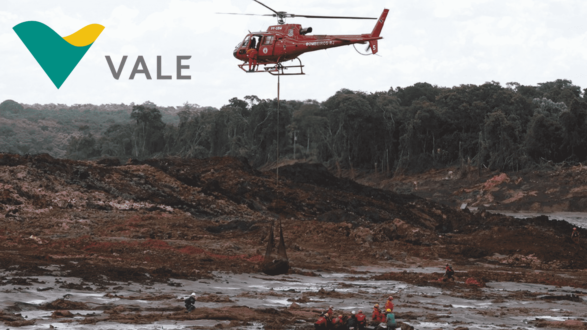 Vale – mineradora – Brumadinho – Minas Gerais