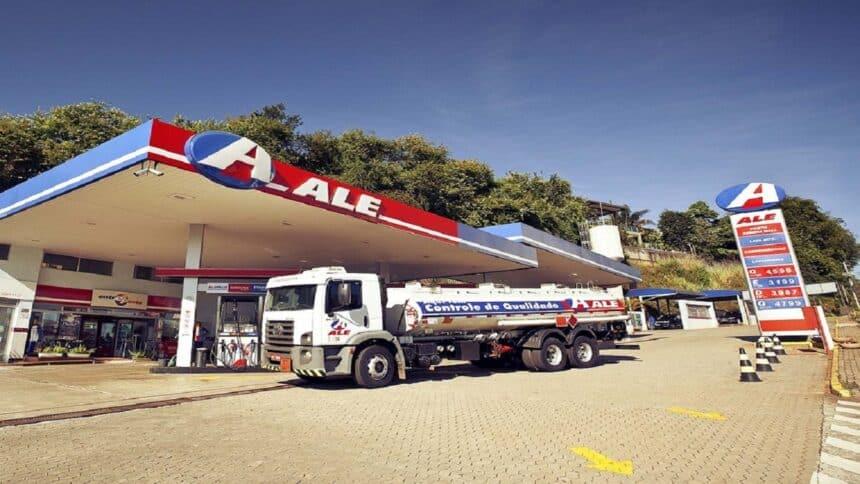 ALE - combustiveis - distribuidoras - vagas - estágio