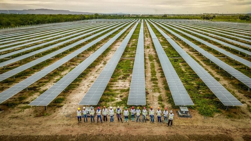 Energia solar - usinas - MG - EMGD - governo