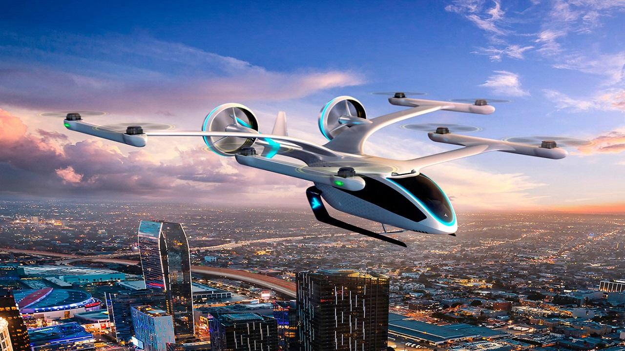 Embraer - halo - carros elétricos - carros voadores - halo