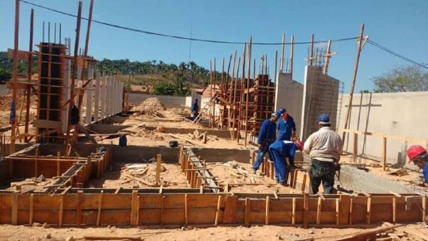Engenharia - vagas de emprego - SP - construção civil